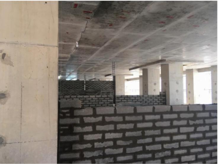 2F Construction work
