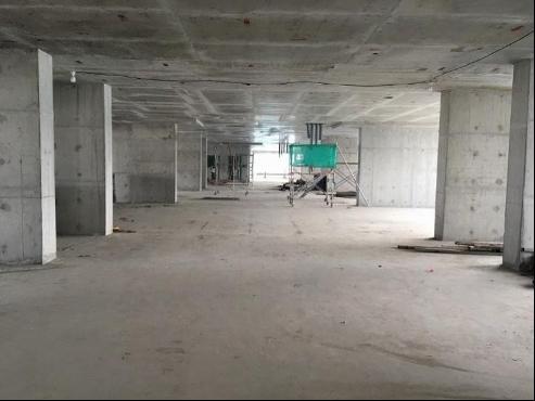 Công tác thi công kết cấu tầng 4